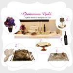 Glamorous Gold