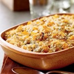 Sweet Winter Squash Gratin