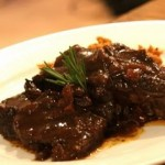 Braised Short Ribs with Red Wine