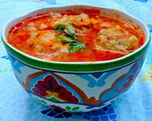 No-Potato Cabbage Soup pic