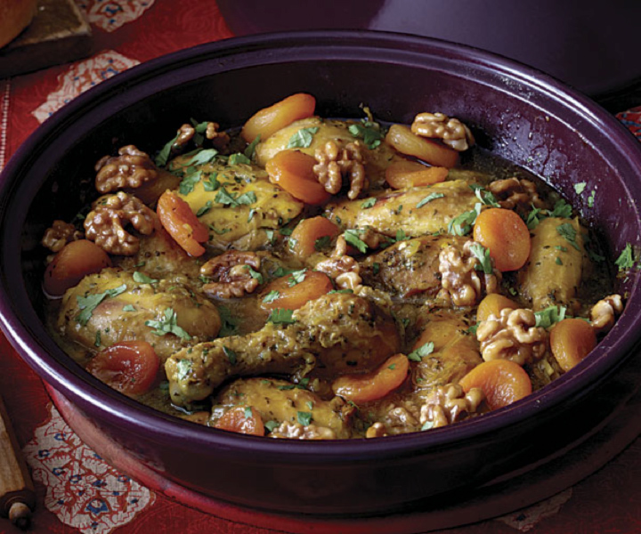 chicken-tagine