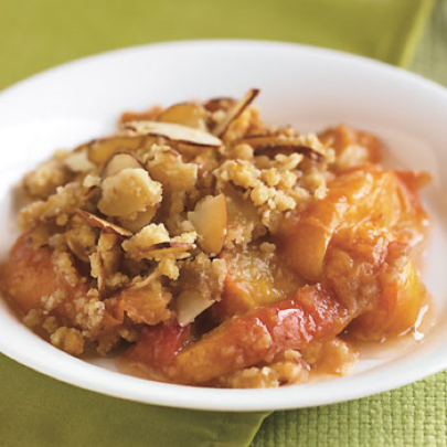 nectarine-almond-crisp