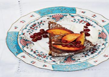 walnut-cake