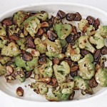 Zucchini and Cremini Mushrooms with Garlic and Rosemary