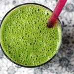 California Inspired, Super Green Kale Smoothie