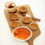 Sweet Potato Almond Butter Muffins