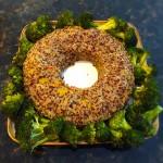 Quinoa Mold