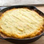 Beef Stew Shepherd Pie with Horseradish Mashed Potato